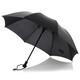EuroSchirm birdiepal Outdoor paraplu zwart